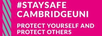 Read more at: #StaySafeCambridgeUni